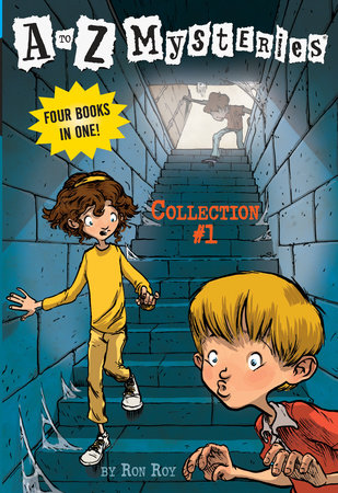 A to Z Mysteries: Collection #1 by