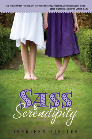 Sass & Serendipity by