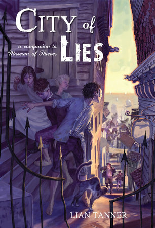 City of Lies by