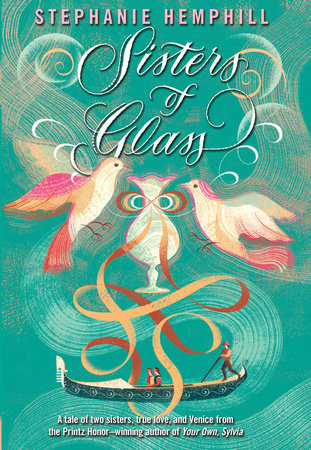 Sisters of Glass by