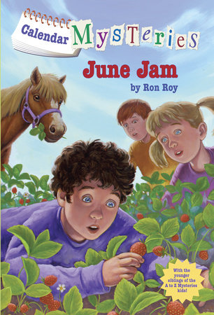 Calendar Mysteries #6: June Jam by