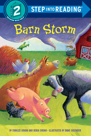 Barn Storm by Debra Ghigna and Charles Ghigna