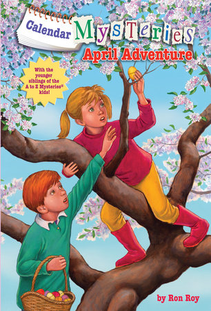 Calendar Mysteries #4: April Adventure by