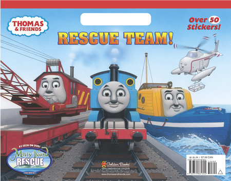 Rescue Team! (Thomas & Friends) by