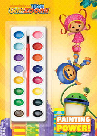 Painting Power! (Team Umizoomi) by