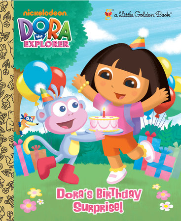 Dora's Birthday Surprise! (Dora the Explorer) by