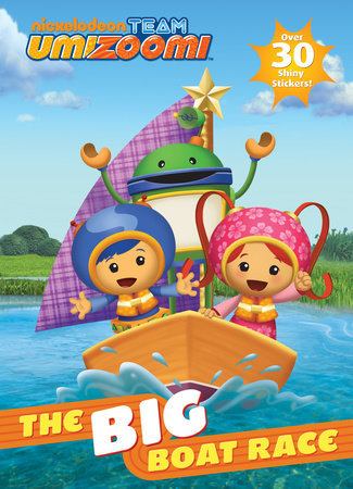 The Big Boat Race! (Team Umizoomi) by