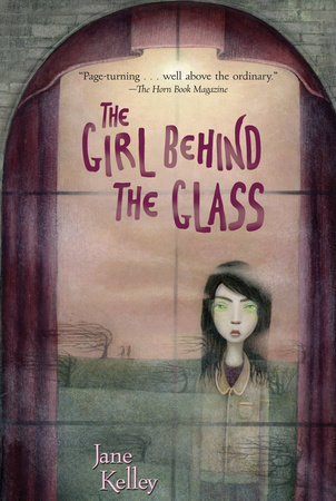 The Girl Behind the Glass by