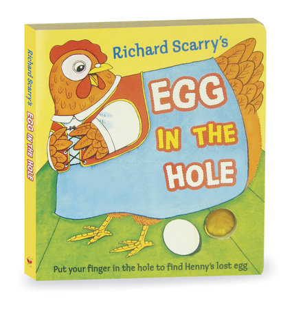 Richard Scarry's Egg in the Hole by