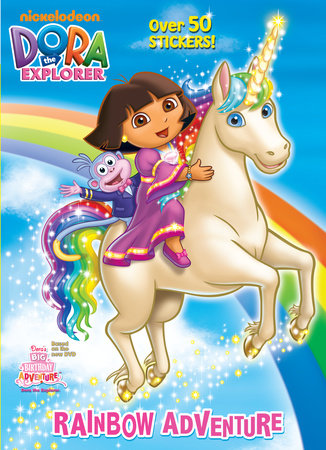 Rainbow Adventure (Dora the Explorer) by