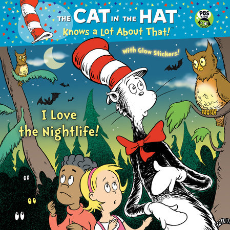 I Love the Nightlife! (Dr. Seuss/Cat in the Hat) by