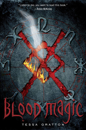 Blood Magic by
