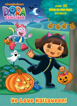 We Love Halloween! (Dora the Explorer) by