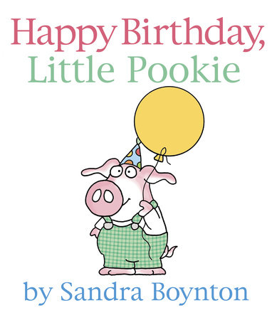 Happy Birthday, Little Pookie by