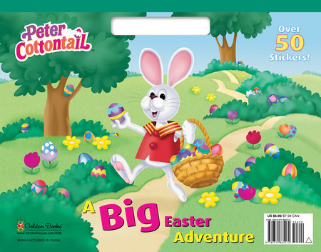 A Big Easter Adventure (Peter Cottontail) by