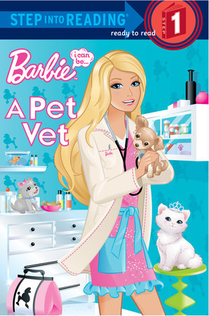 I Can Be a Pet Vet (Barbie) by