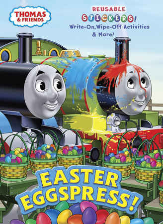 Easter Eggspress! (Thomas & Friends) by