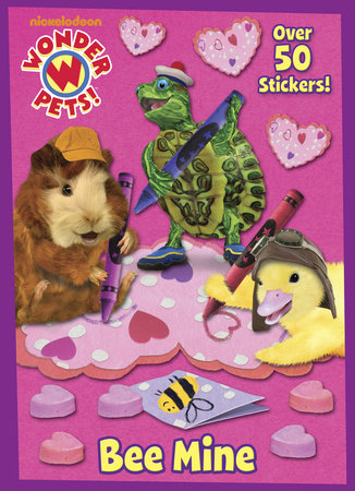 Bee Mine (Wonder Pets!) by Golden Books