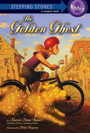 The Golden Ghost by