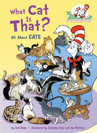 What Cat Is That? by Tish Rabe