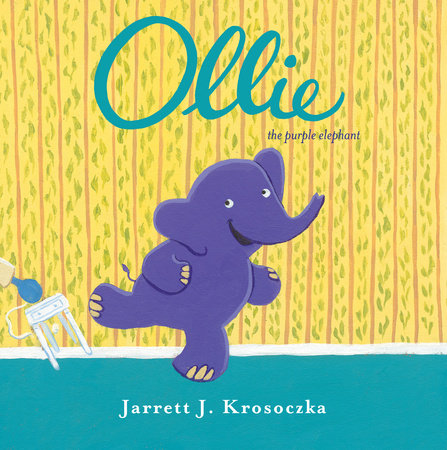 Ollie the Purple Elephant by
