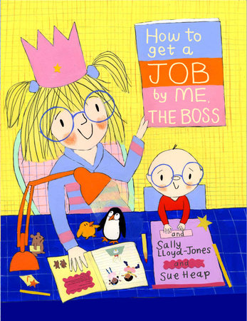 How to Get a Job...by Me, the Boss by