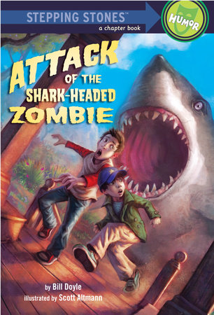 Attack of the Shark-Headed Zombie by