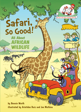 Safari, So Good! by Bonnie Worth
