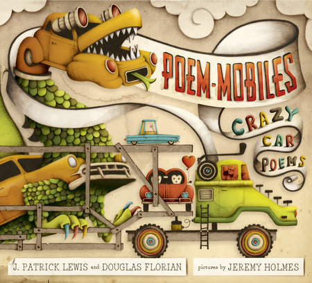Poem-mobiles by J. Patrick Lewis and Douglas Florian