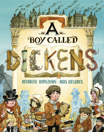 A Boy Called Dickens by
