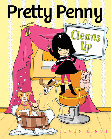Pretty Penny Cleans Up by
