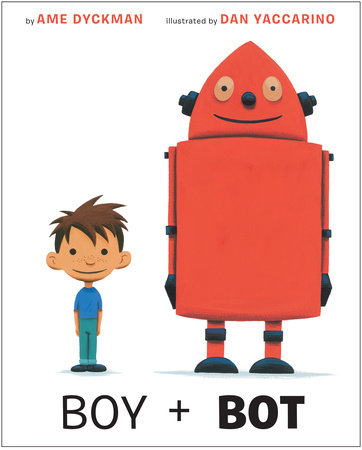 Boy and Bot by
