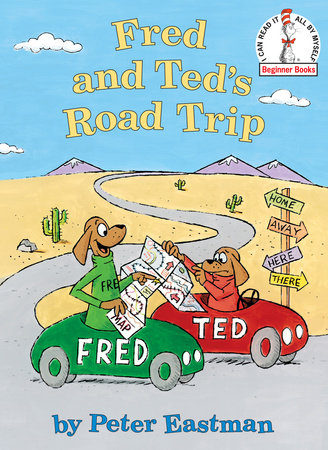 Fred and Ted's Road Trip by