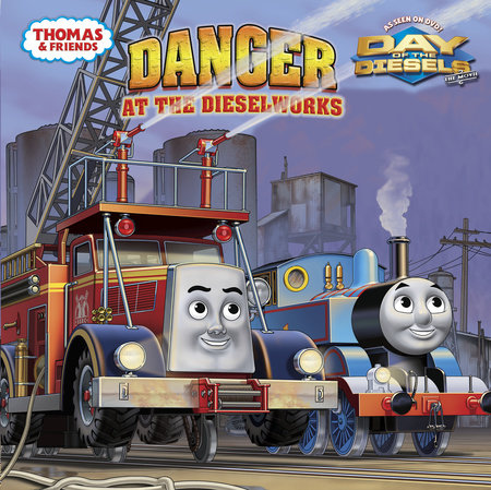 Danger at the Dieselworks (Thomas & Friends) by Rev. W. Awdry