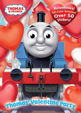 Thomas' Valentine Party (Thomas & Friends) by