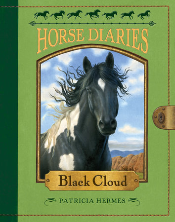 Horse Diaries #8: Black Cloud by Patricia Hermes