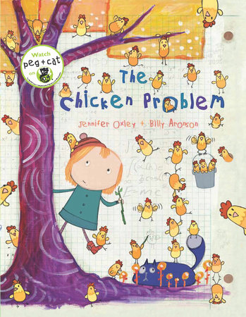The Chicken Problem by Jennifer Oxley and Billy Aronson