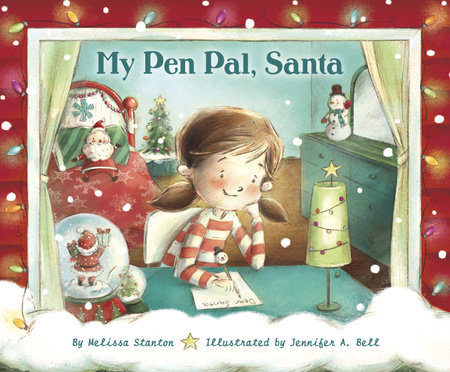 My Pen Pal, Santa by