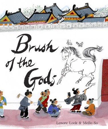 Brush of the Gods by