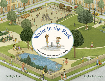 Water in the Park by