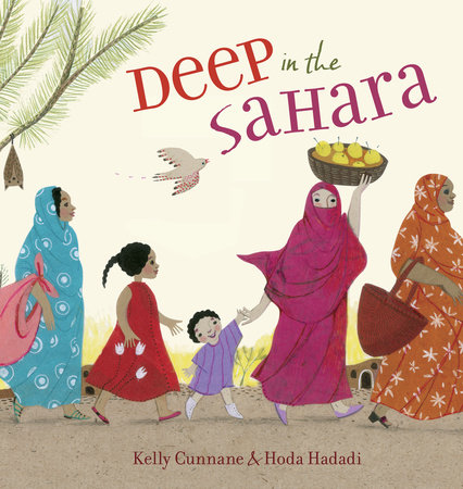 Deep in the Sahara by