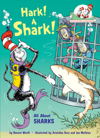 Hark! A Shark! by Bonnie Worth