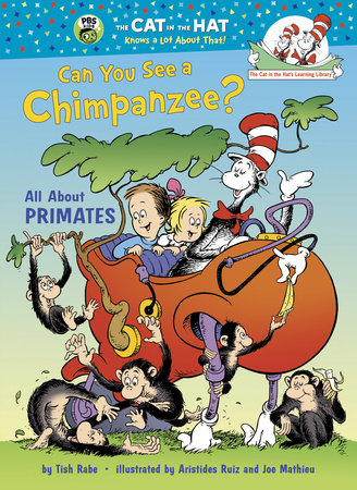 Can You See a Chimpanzee? by