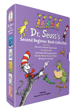 Dr. Seuss's Second Beginner Book Collection by Dr. Seuss