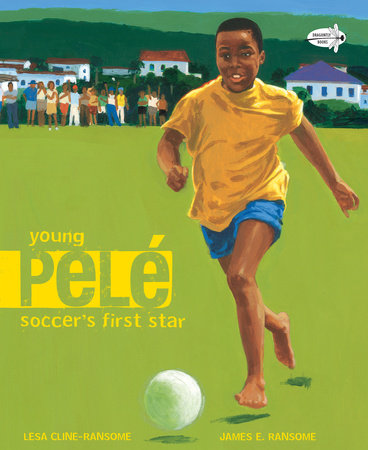 Young Pele by