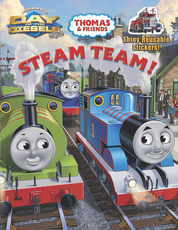 Steam Team! (Thomas & Friends) by