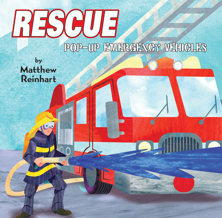 Rescue: Pop-Up Emergency Vehicles by