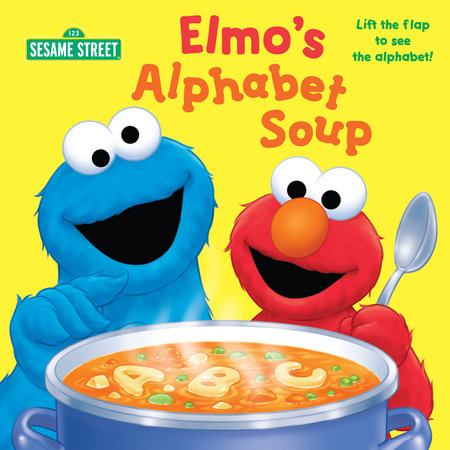 Elmo's Alphabet Soup (Sesame Steet) by