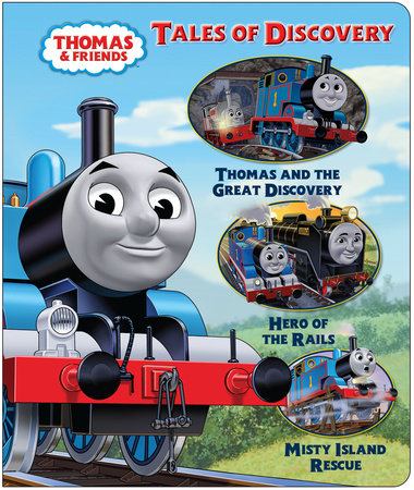 Tales of Discovery (Thomas & Friends) by