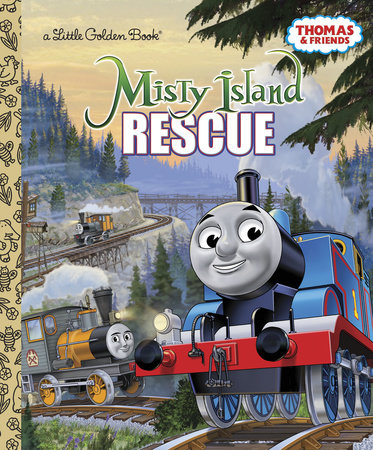 Misty Island Rescue (Thomas and Friends) by